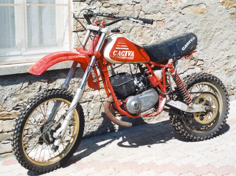 cagiva cross